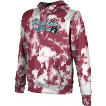 ProSphere Men's Huskies Grunge Hoodie Sweatshirt