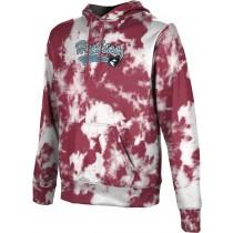 ProSphere Boys' Huskies Grunge Hoodie Sweatshirt