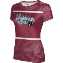 ProSphere Girls' Huskies Ripple Shirt