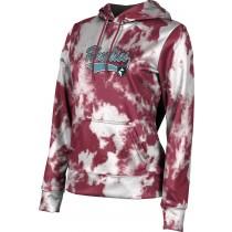 ProSphere Girls' Huskies Grunge Hoodie Sweatshirt