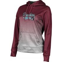 ProSphere Girls' Huskies Ombre Hoodie Sweatshirt