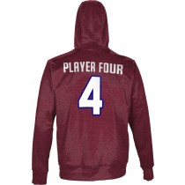 ProSphere Men's Huskies Heather Hoodie Sweatshirt