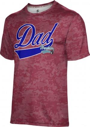 ProSphere Men's Huskies Digital Shirt